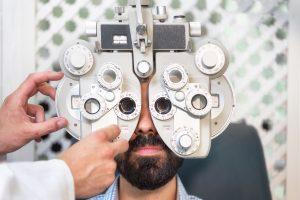 Investigații oftalmologice